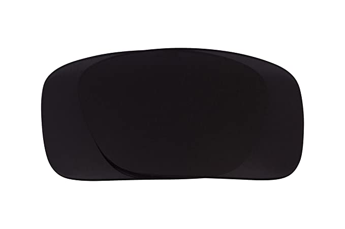 6761798e03 Crankcase Replacement Lenses Advanced Black by SEEK fits OAKLEY Sunglasses