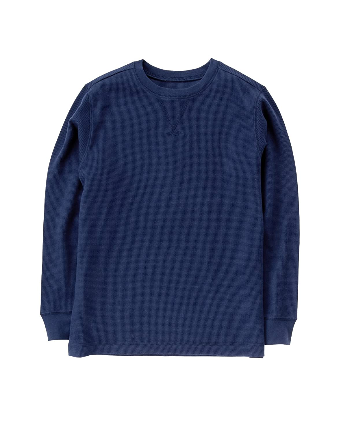 Crazy 8 SHIRT ボーイズ Small Handsome Navy B075D73483