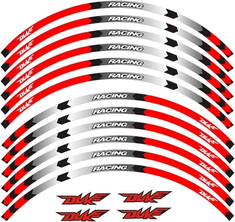 psler Moto Interne Roues Jantes Autocollant pour Super 1290 Adventure