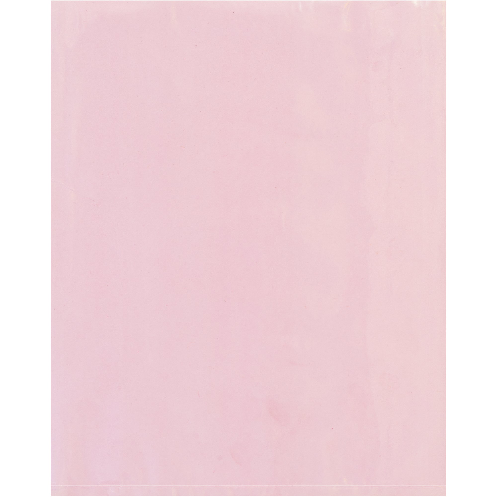 Boxes Fast BFPBAS480 Anti-Static Flat 2 Mil Poly Bags, 9'' x 12'', Pink (Pack of 1000)