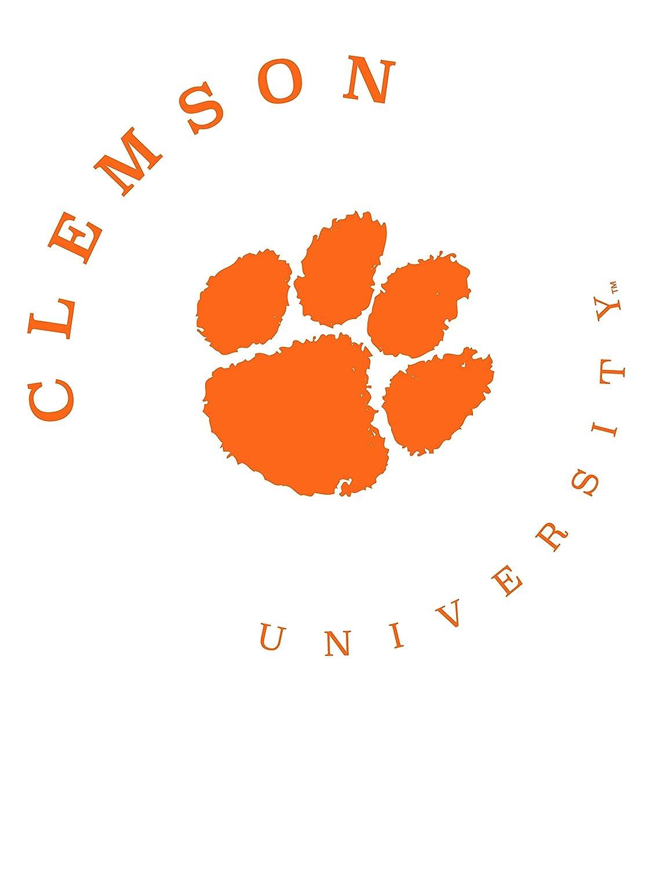 RYLCL11 Mens//Womens Boyfriend Long Sleeve Tee Official NCAA Clemson Tigers