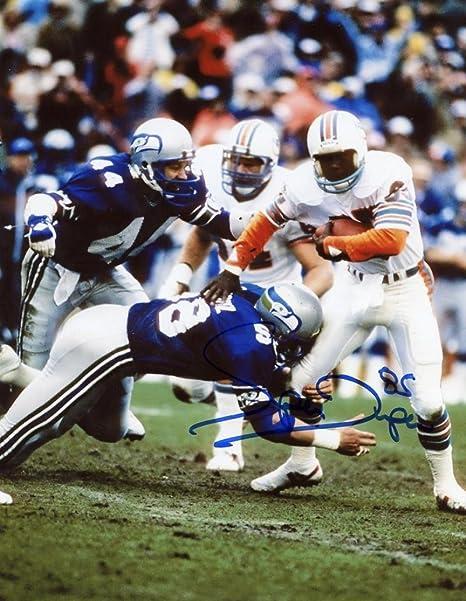 ce2de2dff3f Mark Duper Miami Dolphins Ronnie Lott Signed Autographed 8x10 Photo ...