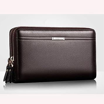 c6d406bc737eb JUFENG Mode Lange Brieftasche Multi-Card-Business-Reise-Student  Portemonnaie Doppel-