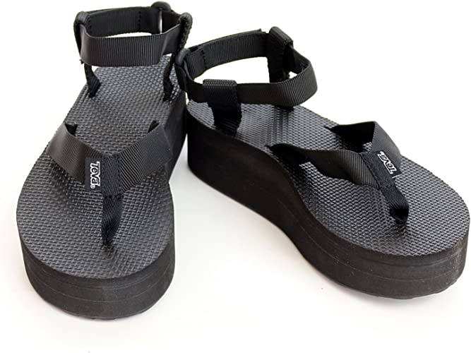Sandals Flatform Sandal Black [1008843