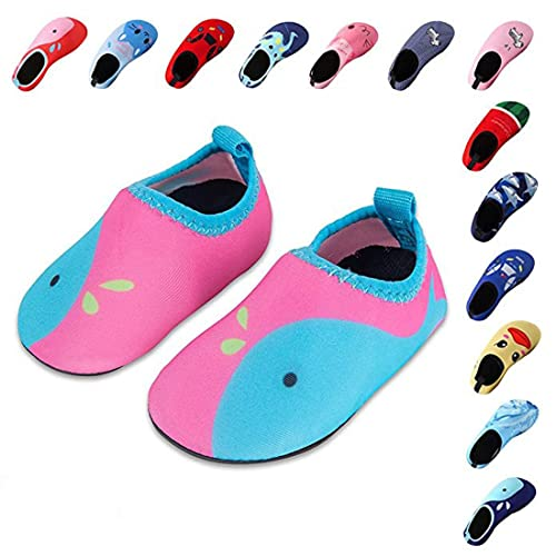 2453d1ae4 Ceyue Kids Water Shoes Casual Swimming Shoes Water Sport Shoes Walking Shoes  Quick Dry Aqua Socks