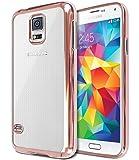 Samsung S5 Case,Luxury Stylish Design Electroplated