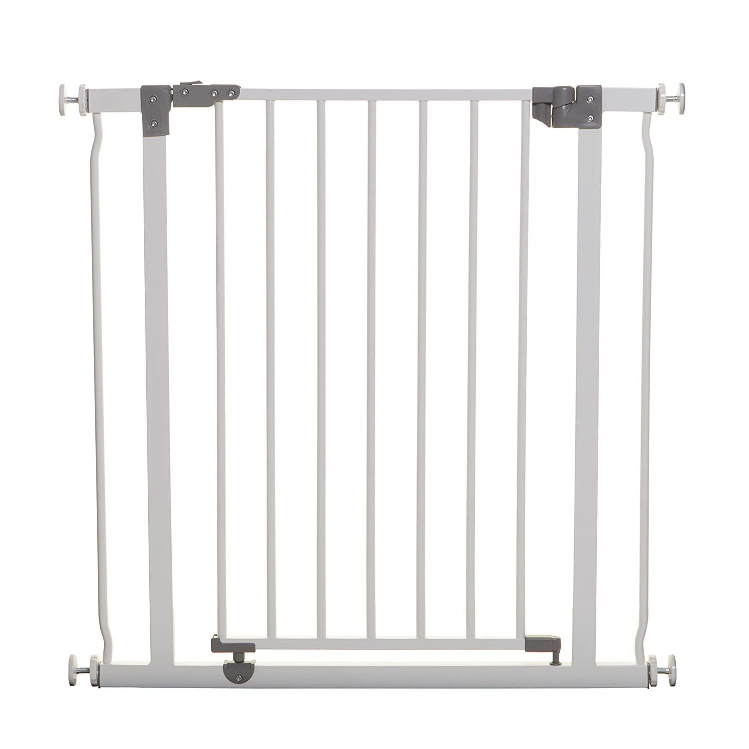 Dreambaby Liberty Safety Gate (Fits 75cm-82cm) Black Tee-Zed F919