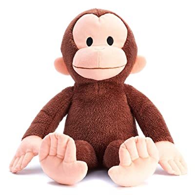 "15"" Curious George Plush - Safe all ages by Kohl's: Toys & Games"