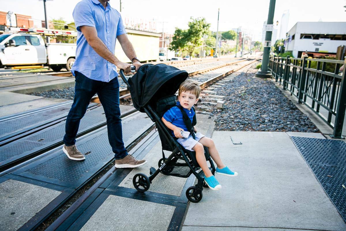 ZOE XLC Best Lightweight Travel & Everyday Umbrella Stroller System by Zoe