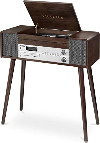 Victrola Jackson 7-in-1 Music Center