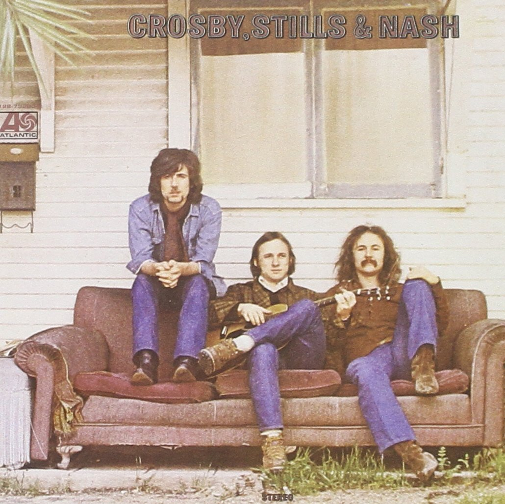 Crosby, Stills & Nash by CROSBY,STILLS & NAS