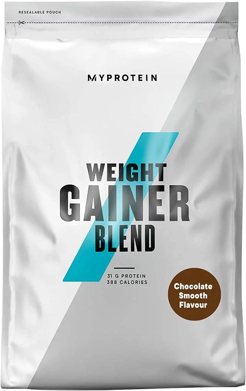 Myprotein Weight Gainer 2500 g: Amazon.es: Salud y cuidado ...