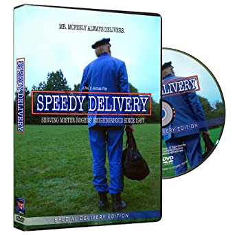 Amazon Com Speedy Delivery Serving Mister Rogers Neighborhood Since 1967 David Newell Fred Rogers Paul B Germain Movies Tv