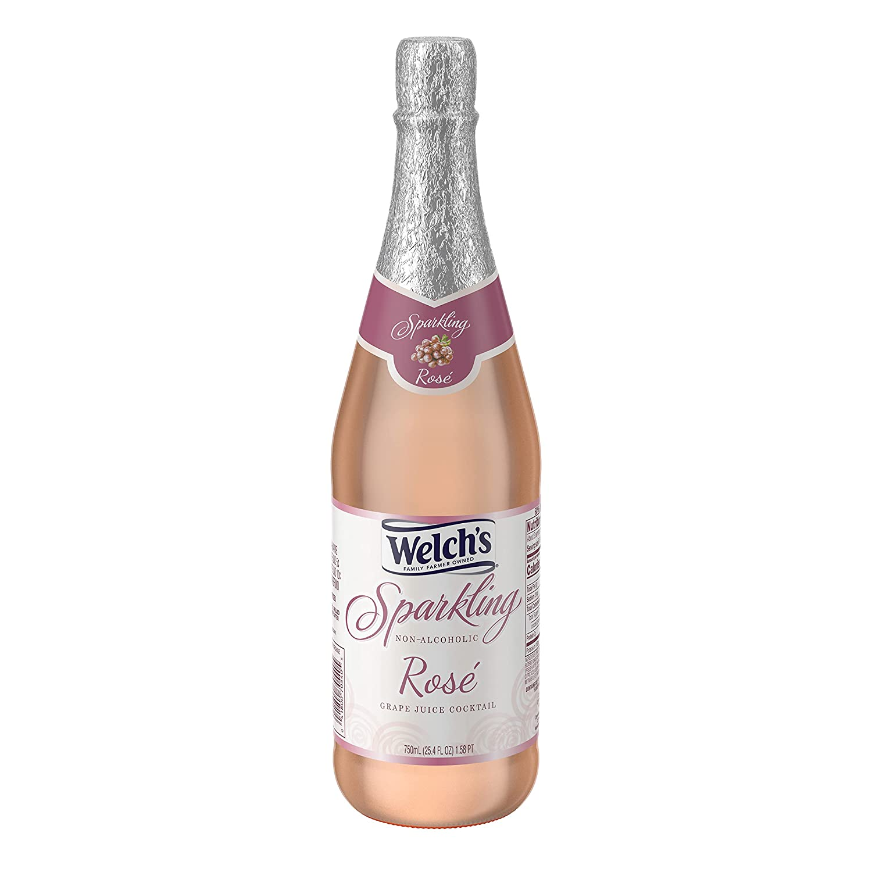 Welch's Sparkling Rose, 25.4 Fl Oz