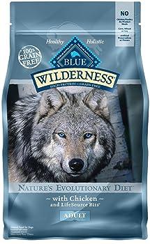 Blue Buffalo Wilderness Hi-protein dog food