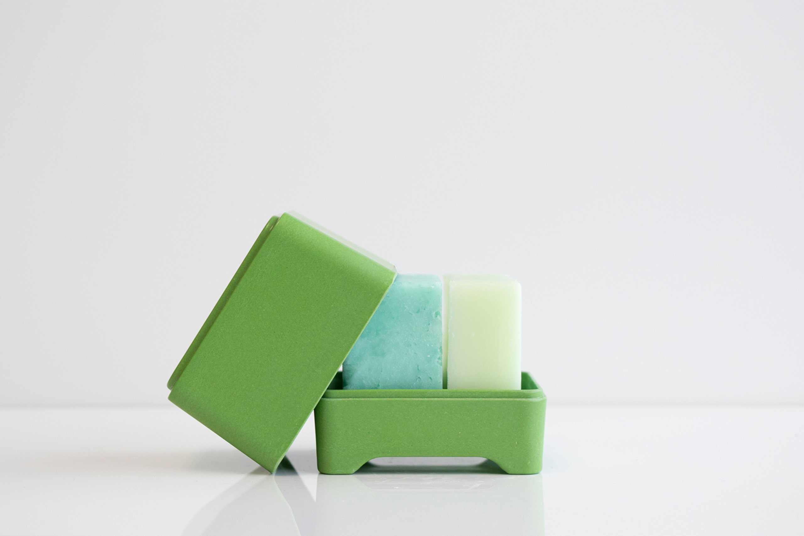 Ethique In Shower Container Green by Ethique (Image #2)