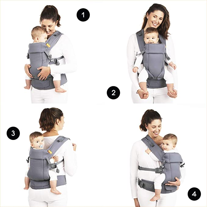Beco Gemini Best Baby Carrier
