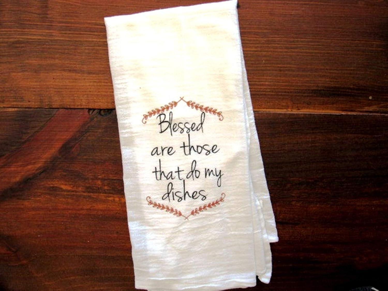 Funny Tea towel flour sack 28x28 fs194 This is my circus Mom gift Kitchen D/écor Dish Rag hostess gift fun gift
