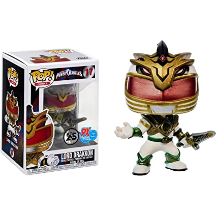 Funko Lord Drakkon [25th Years] (PX Exclusive): Power Rangers x POP