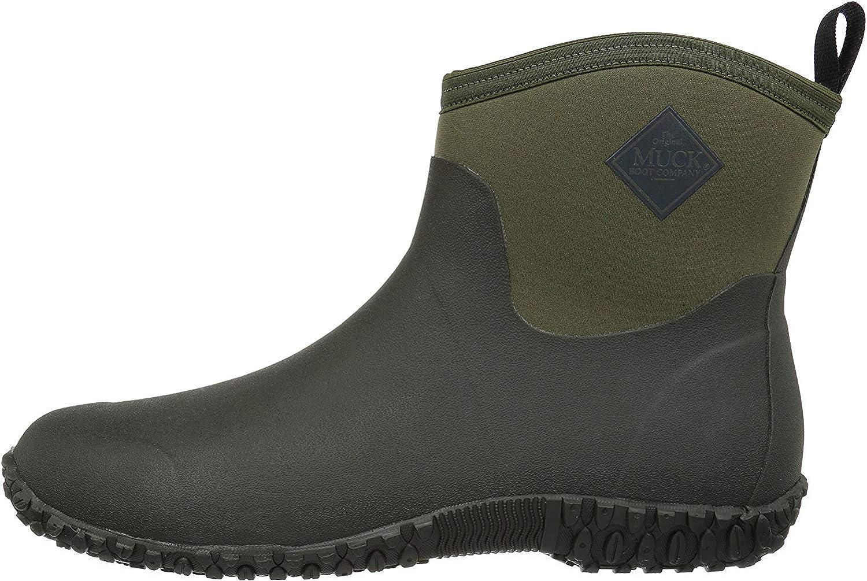 Muckster ll Ankle-Height Men's Rubber Garden Boots