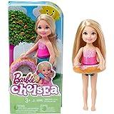 MATTEL Barbie famille - Poupée Chelsea and Friends - Plage de plaisir avec Chelsea