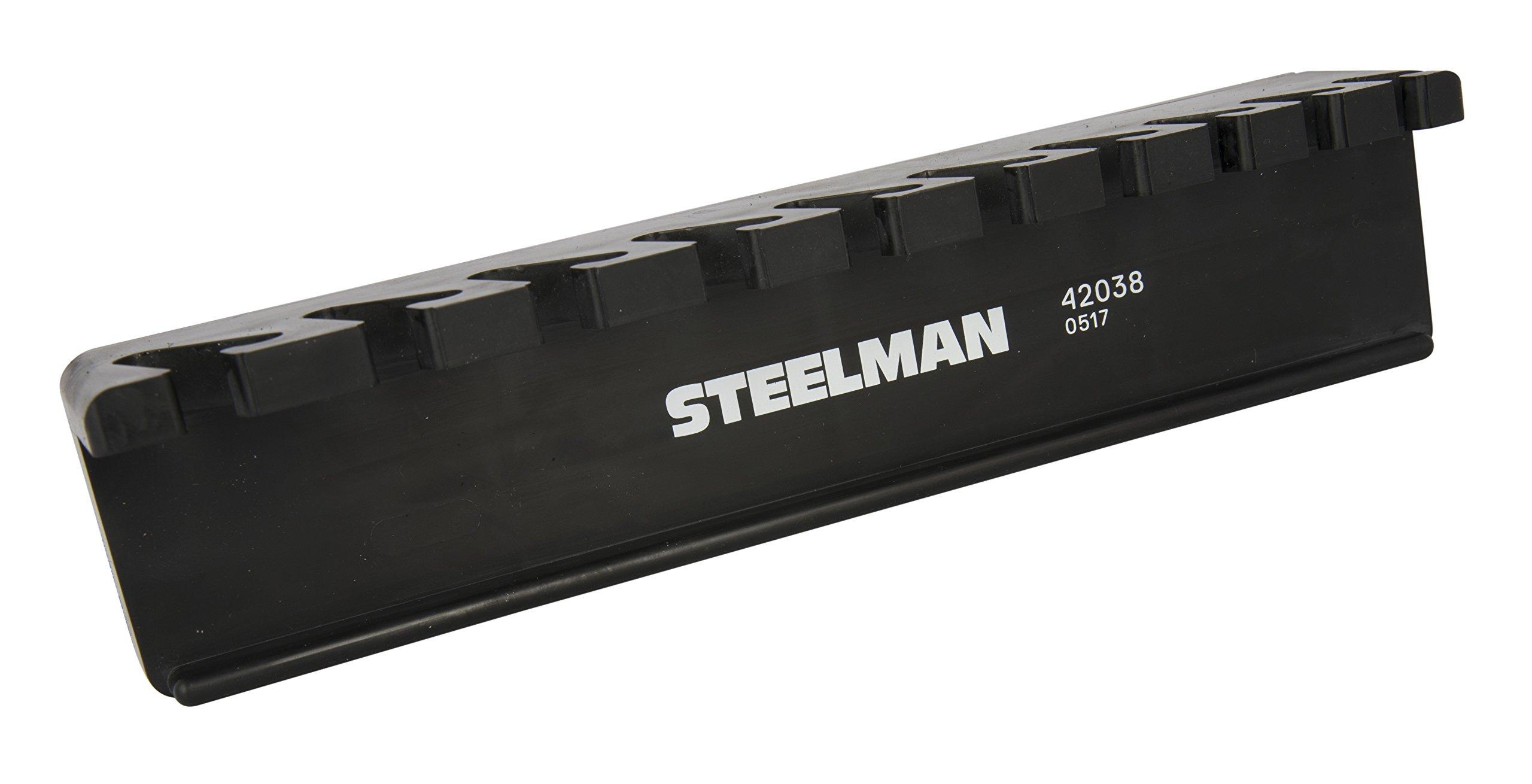 STEELMAN 42038 Magnetic Hanging Wrench Organizer