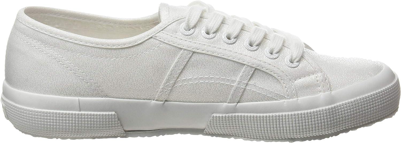 US-0 Asia Size s Superga Womens Low-Top Gymnastics Shoes White Total White 956