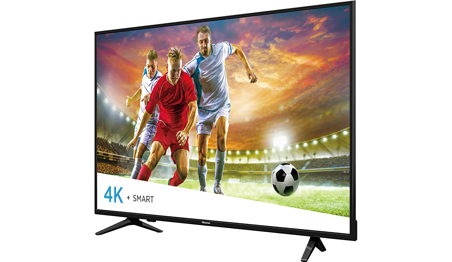 fb16e22221234 Amazon.com  Hisense 43-Inch 4K Ultra HD Smart LED TV 43H6080E (2018)   Electronics