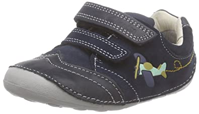 646b4825 Clarks Tiny Liam, Unisex Babies' First Shoes - Sneakers