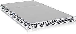 Netgear ReadyNAS 1U 12-Bay High Density Rackmount Network Attached Storage | 48TB Enterprise HDD (RR2312G4-100NES)