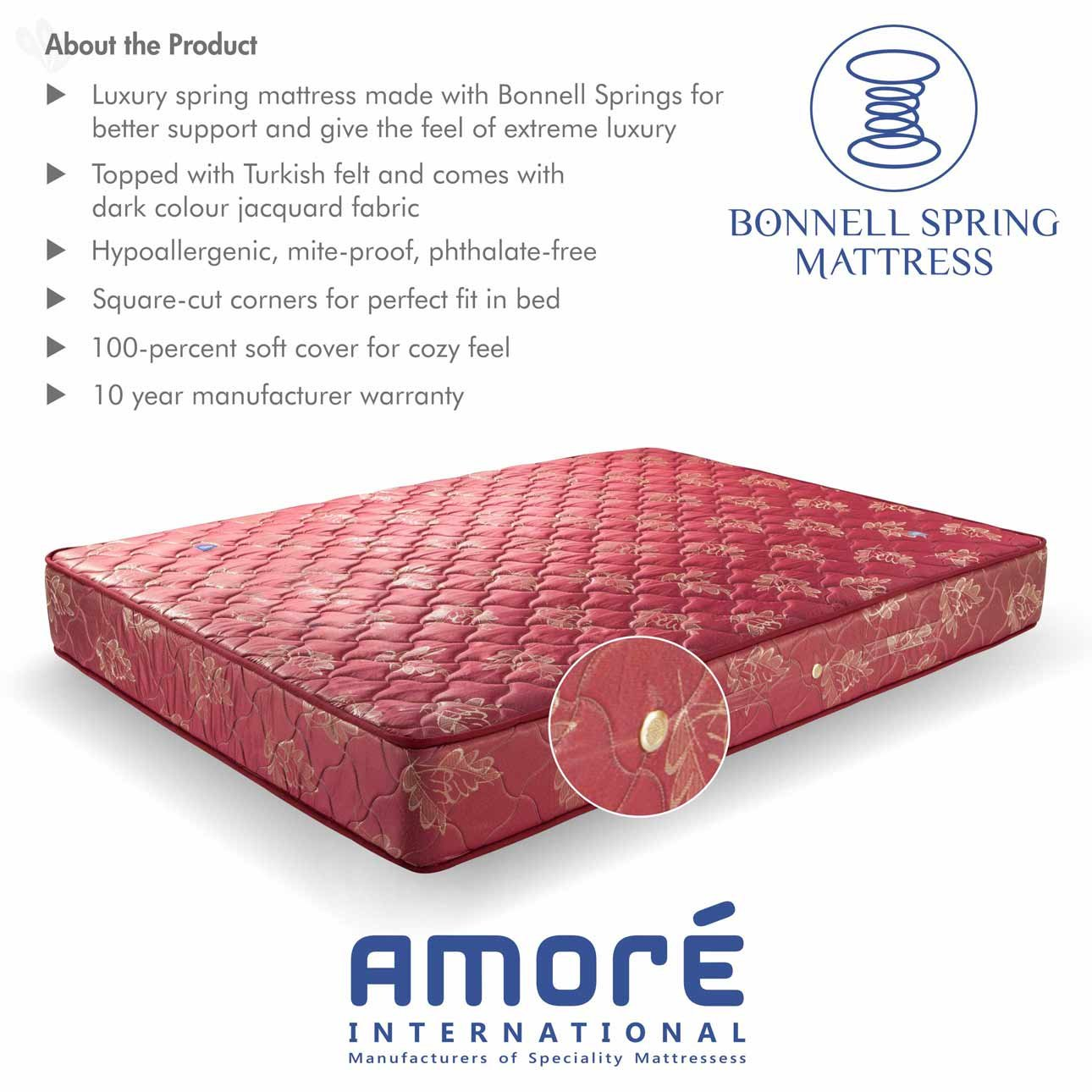 The spring block Bonnel - what is it Customer Reviews