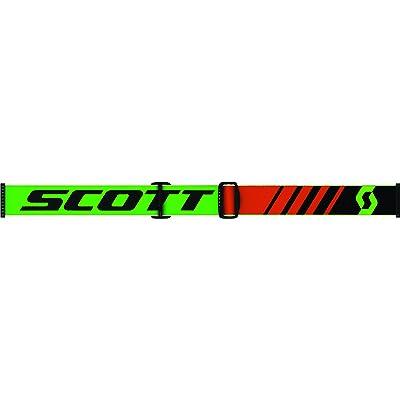 Scott Buzz MX Goggle Cross/MTB Lunettes de vert/Transparent Works