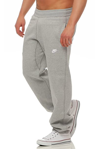 low cost 7662a 7e823 Nike Mens Joggers NKJG3 (Small, Grey)