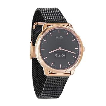 X-WATCH 54033 híbrida de Smart Watch Cleo XW Connect Smart Watch Mujer Reloj De Pulsera con podómetro – Actividad Tracker – Reloj de Pulsera Mujer – ...