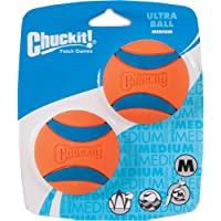 2-Pack Chuckit 2.5 Inch Ultra Ball
