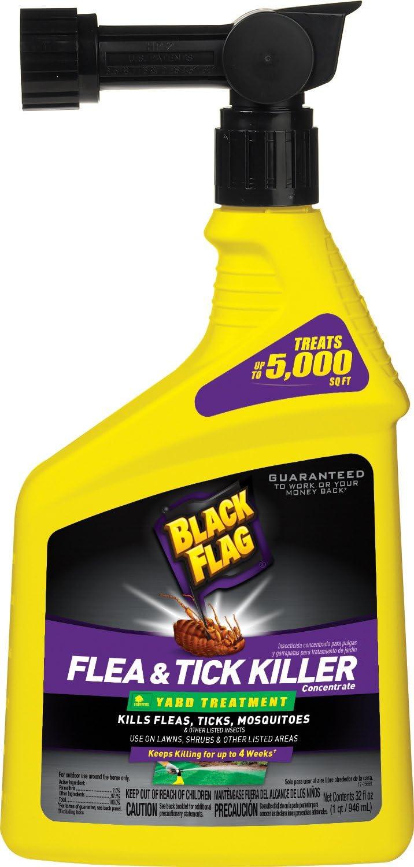 Amazon.com: Black Flag & de pulgas Tick Killer Yard ...