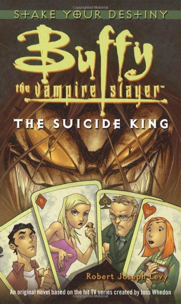 Suicide Buffy Vampire Slayer Spotlight product image