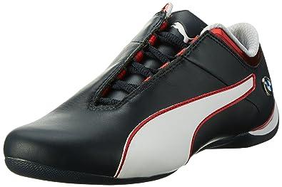 9e067e1456bf Puma Unisex Adults  BMW Ms Future Cat Mu Low-Top Sneakers  Amazon.co ...