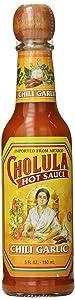 Cholula Hot Sauce, Garlic, 5 oz