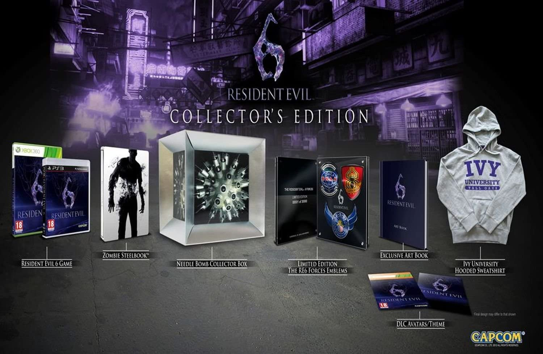 Resident Evil 6 Edition Collector: Amazon.es: Videojuegos