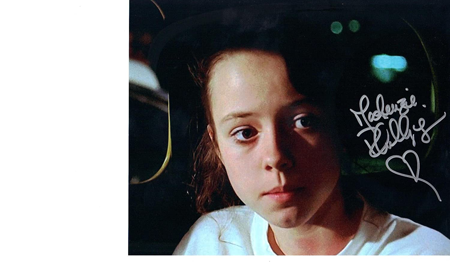 Mackenzie Phillips American Graffiti #2 Autographed Photo Hollywood Show