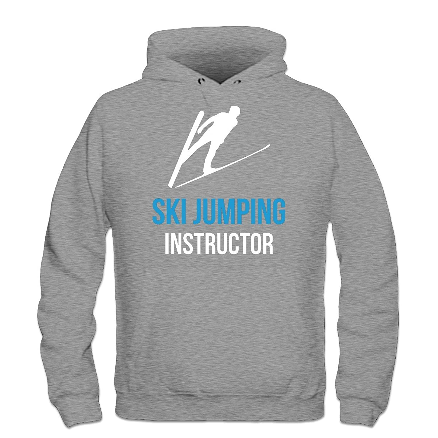 Ski Jumping Instructor Kapuzenpulli by Shirtcity