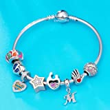 EMOSTAR Mother and Child Charms fits Pandora