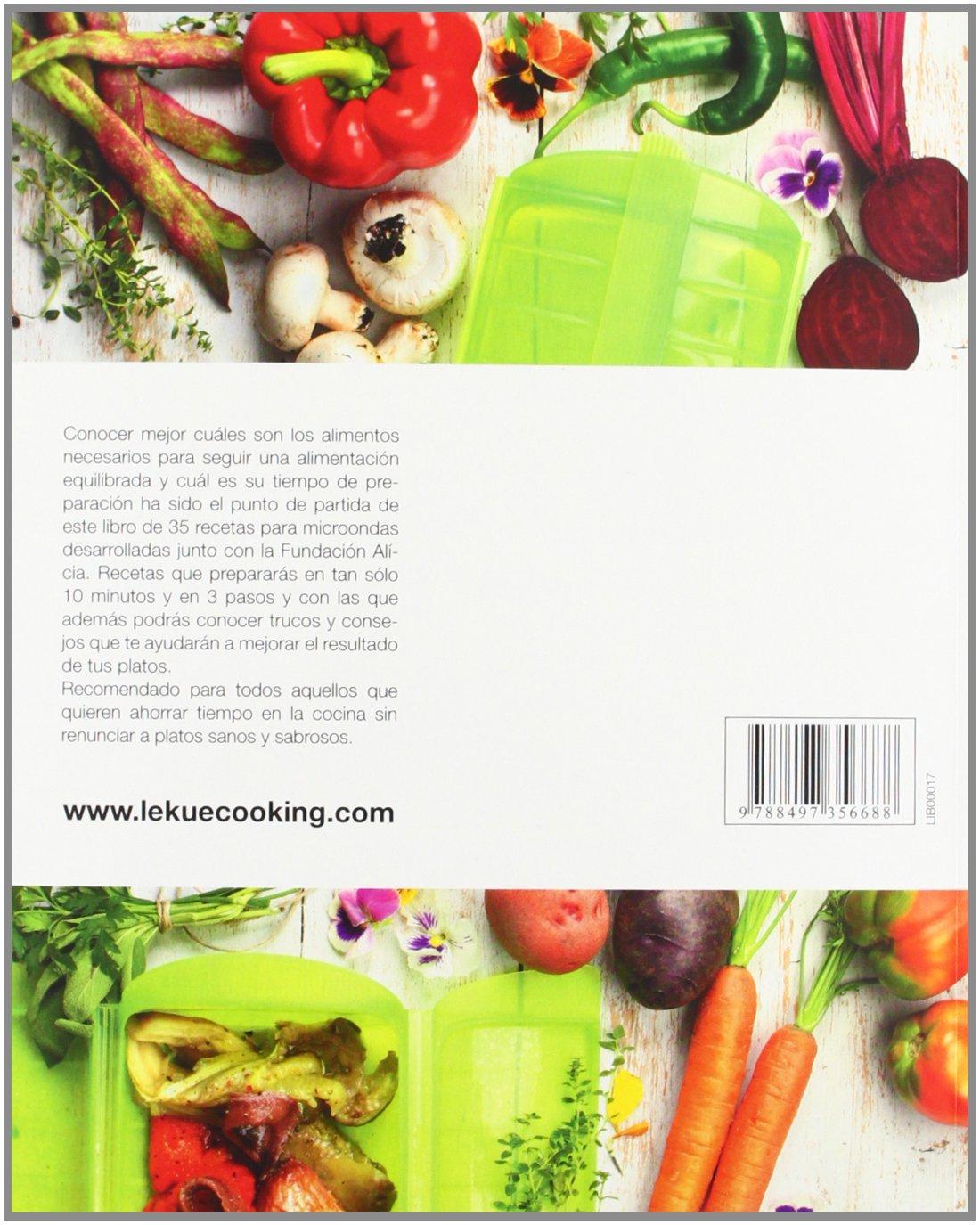 De la cocina a la mesa en 10 minutos (Spanish Edition ...