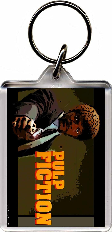 Pulp Fiction Llavero D: Amazon.es: Equipaje