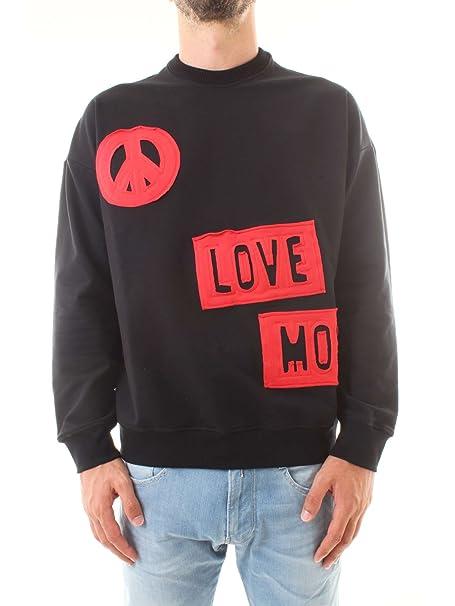 Moschino Love M 6 506 04E 1942 Sudaderas Hombre: Amazon.es: Ropa y accesorios