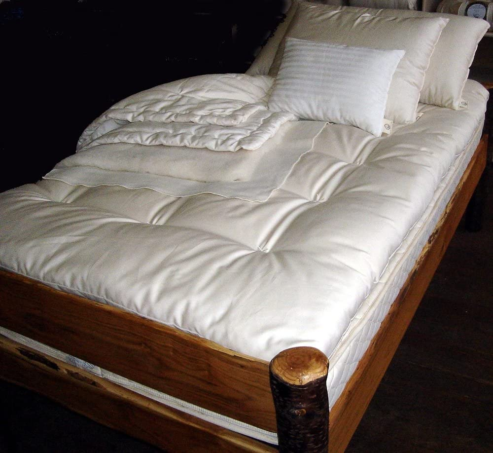 Wool Mattress Covers