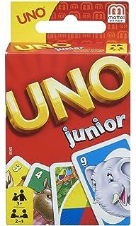Mattel Games UNO Jurassic World, juego de cartas (Mattel ...