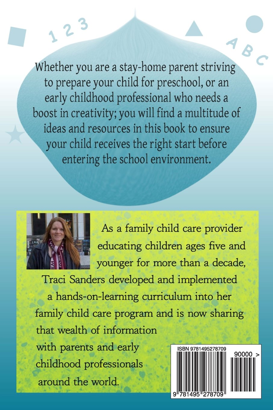 Little Sponges: Teaching Toddlers the Basic Concepts: Traci M ...