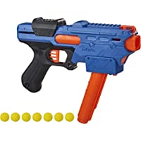 Nerf Rival Finisher XX-700 Blaster -- Quick-Load Magazine, Spring Action, Includes 7 Official Nerf Rival Rounds -- Team…